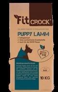 Fit-Crock Puppy Lamm 10 Kg
