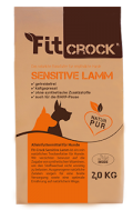 Fit-Crock Sensitive Lamm 10 kg