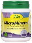 Micromineral für Ziervögel & Exoten 150 g