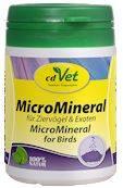 Micromineral für Ziervögel & Exoten 25 g